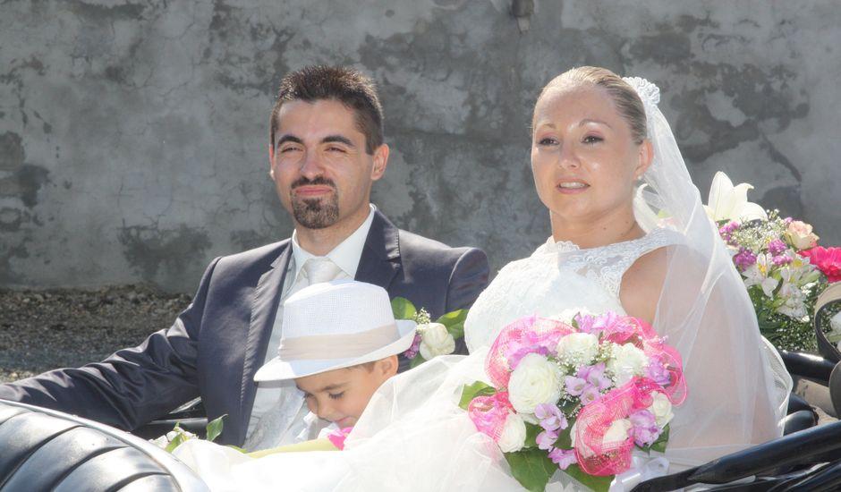 Le mariage de Marielle et Damien à Sainte-Marthe, Lot-et-Garonne