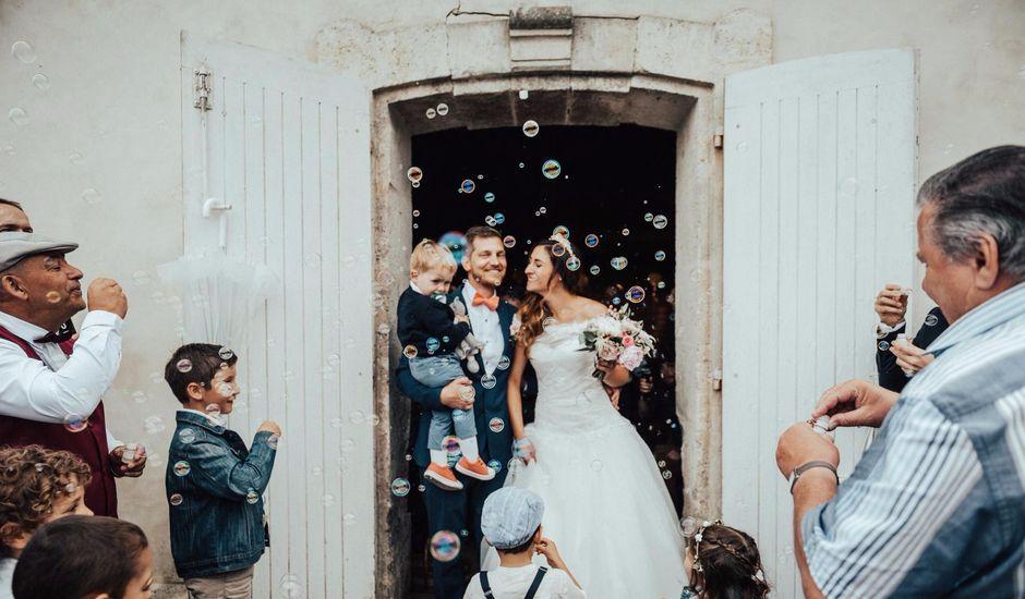Le mariage de Daniel et Julie à Pompignac, Gironde