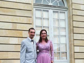 Le mariage de Maria-Cristina et Christophe 1