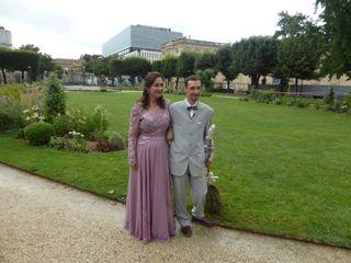 Le mariage de Maria-Cristina et Christophe