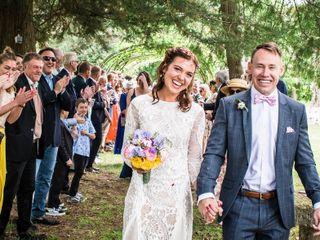 Le mariage de Nora et Dan