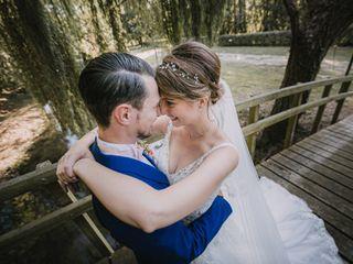 Le mariage de Laura et Aksel