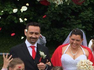 Le mariage de Mickael et Audrey