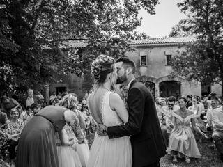 Le mariage de Marine  et Guillaume