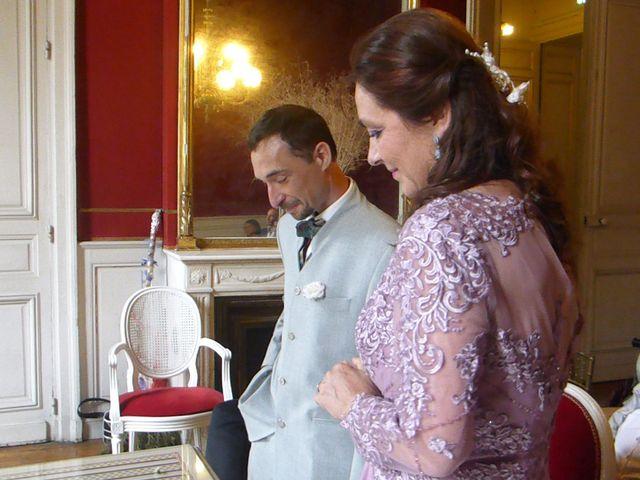 Le mariage de Christophe et Maria-Cristina à Bordeaux, Gironde 2