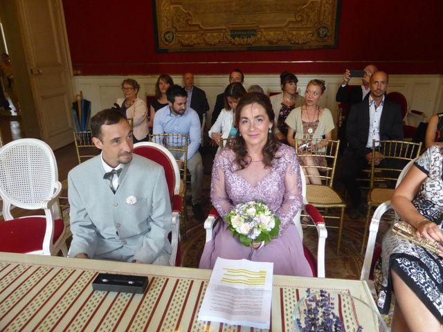 Le mariage de Christophe et Maria-Cristina à Bordeaux, Gironde 5