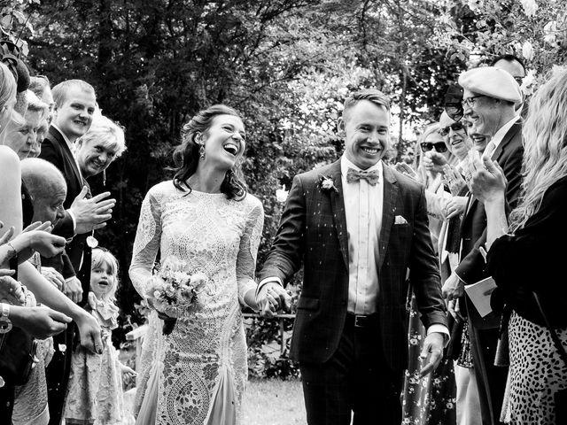 Le mariage de Dan et Nora à Montréal, Gers 4