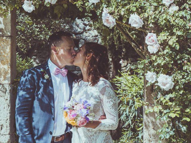 Le mariage de Dan et Nora à Montréal, Gers 7