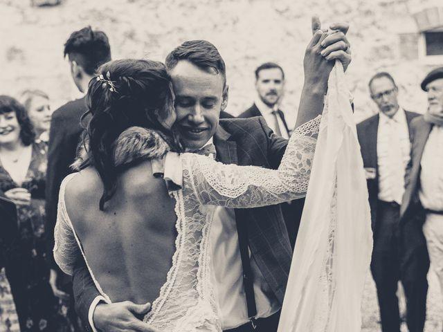 Le mariage de Dan et Nora à Montréal, Gers 17
