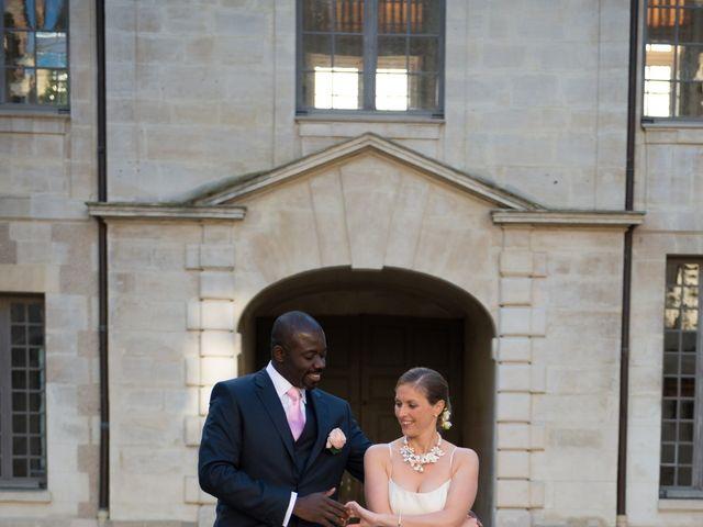Le mariage de Gilles et Marion à Méry-sur-Oise, Val-d'Oise 9