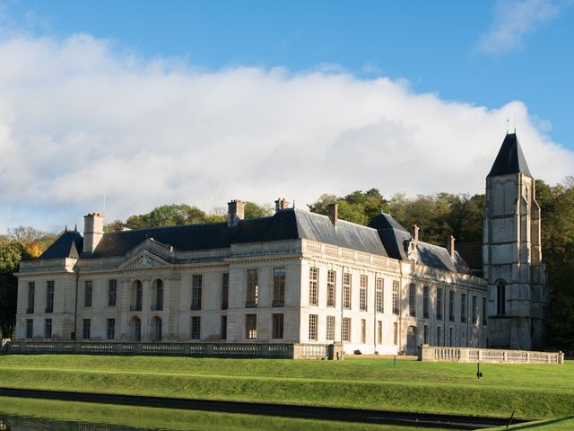 Le mariage de Gilles et Marion à Méry-sur-Oise, Val-d'Oise 14
