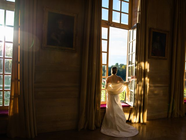 Le mariage de Gilles et Marion à Méry-sur-Oise, Val-d'Oise 15