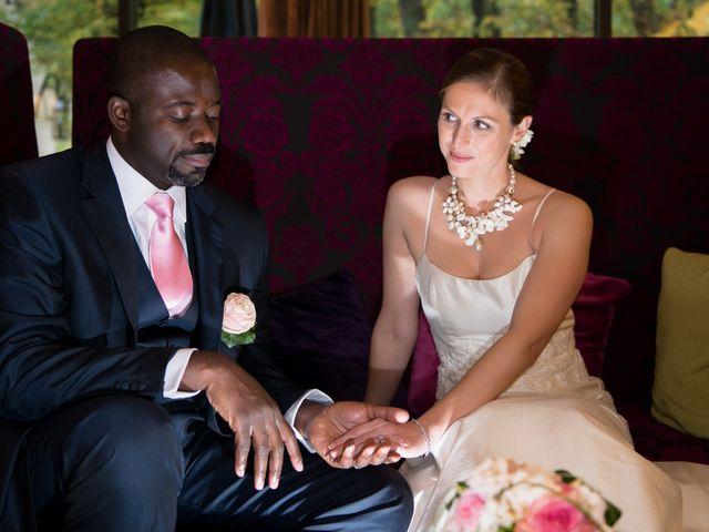 Le mariage de Gilles et Marion à Méry-sur-Oise, Val-d'Oise 20