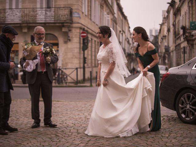 Le mariage de Paulo et Aoifa à Bordeaux, Gironde 15