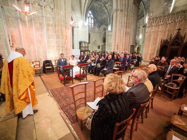 Le mariage de Paulo et Aoifa à Bordeaux, Gironde 19