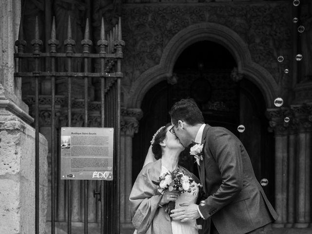 Le mariage de Paulo et Aoifa à Bordeaux, Gironde 22