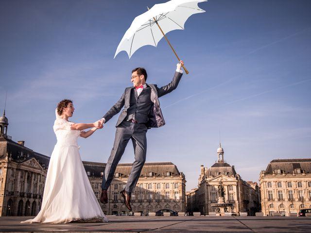 Le mariage de Paulo et Aoifa à Bordeaux, Gironde 43