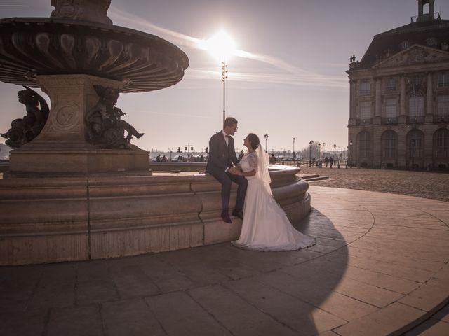 Le mariage de Paulo et Aoifa à Bordeaux, Gironde 45