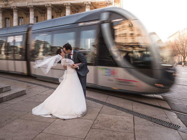 Le mariage de Paulo et Aoifa à Bordeaux, Gironde 2