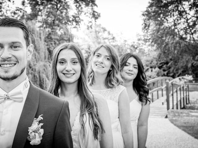 Le mariage de Aksel et Laura à Rueil-Malmaison, Hauts-de-Seine 9