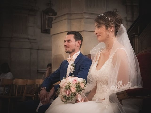 Le mariage de Aksel et Laura à Rueil-Malmaison, Hauts-de-Seine 77