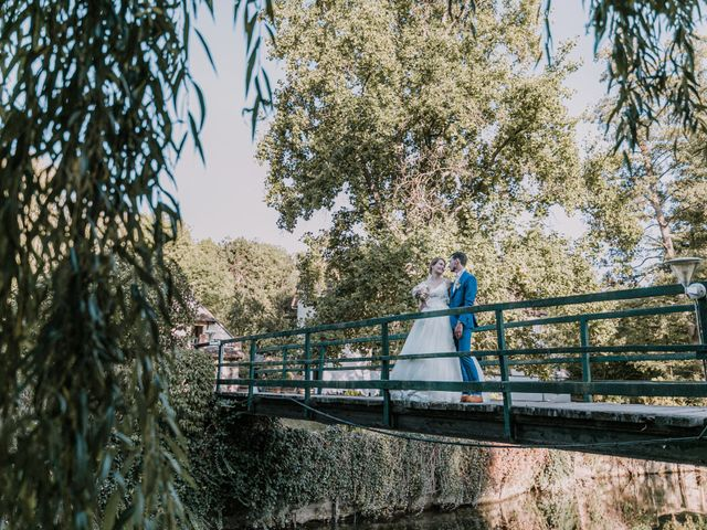 Le mariage de Aksel et Laura à Rueil-Malmaison, Hauts-de-Seine 91