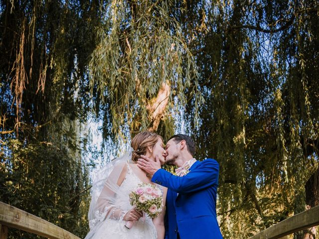 Le mariage de Aksel et Laura à Rueil-Malmaison, Hauts-de-Seine 109