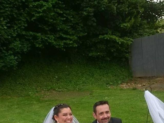 Le mariage de Audrey et Mickael à Tournebu, Calvados 2