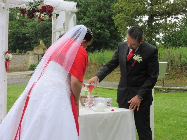 Le mariage de Audrey et Mickael à Tournebu, Calvados 5