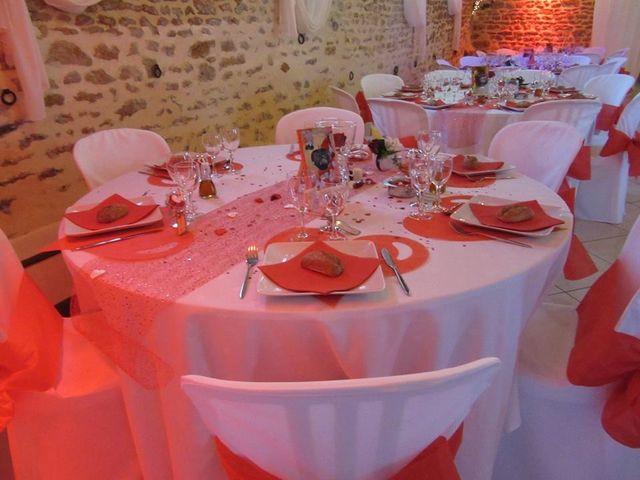 Le mariage de Audrey et Mickael à Tournebu, Calvados 6