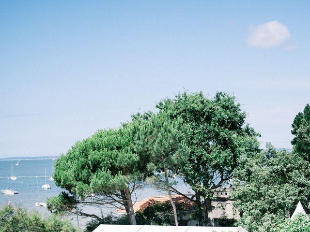 Le mariage de Erwan et Céline à Arcachon, Gironde 17