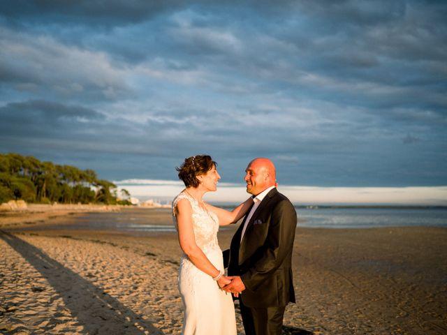 Le mariage de Erwan et Céline à Arcachon, Gironde 63
