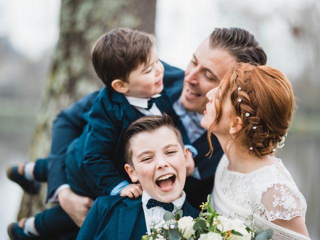 Le mariage de Nicolas et Julie à Saint-Médard-en-Jalles, Gironde 5