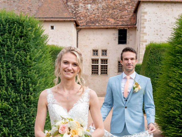 Le mariage de Jérémy et Aurélie à Vichy, Allier 8