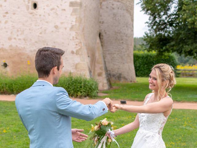 Le mariage de Jérémy et Aurélie à Vichy, Allier 21