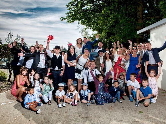 Le mariage de Julien et Mélissa à Clisson, Loire Atlantique 2