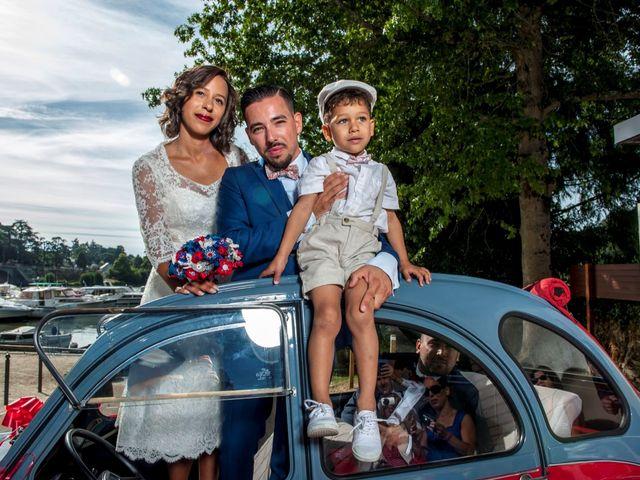 Le mariage de Julien et Mélissa à Clisson, Loire Atlantique 4