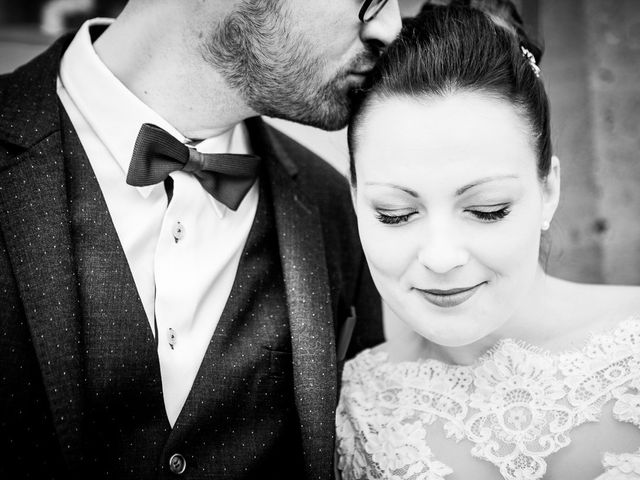 Le mariage de Elodie et Benjamin