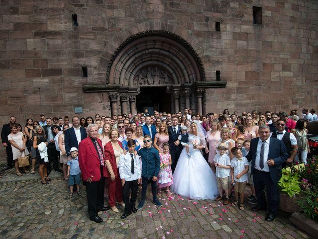 Le mariage de Randaxhe et Céline à Kaysersberg, Haut Rhin 8