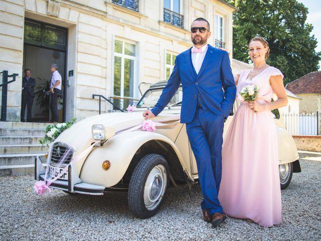 Le mariage de Sébastien et Céline à Clermont, Oise 7