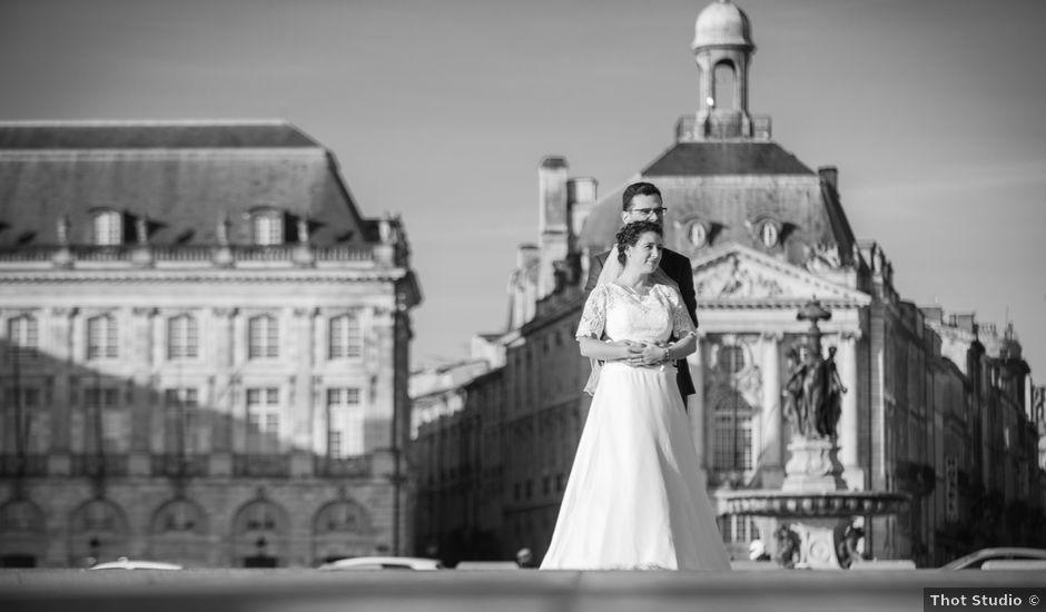Le mariage de Paulo et Aoifa à Bordeaux, Gironde