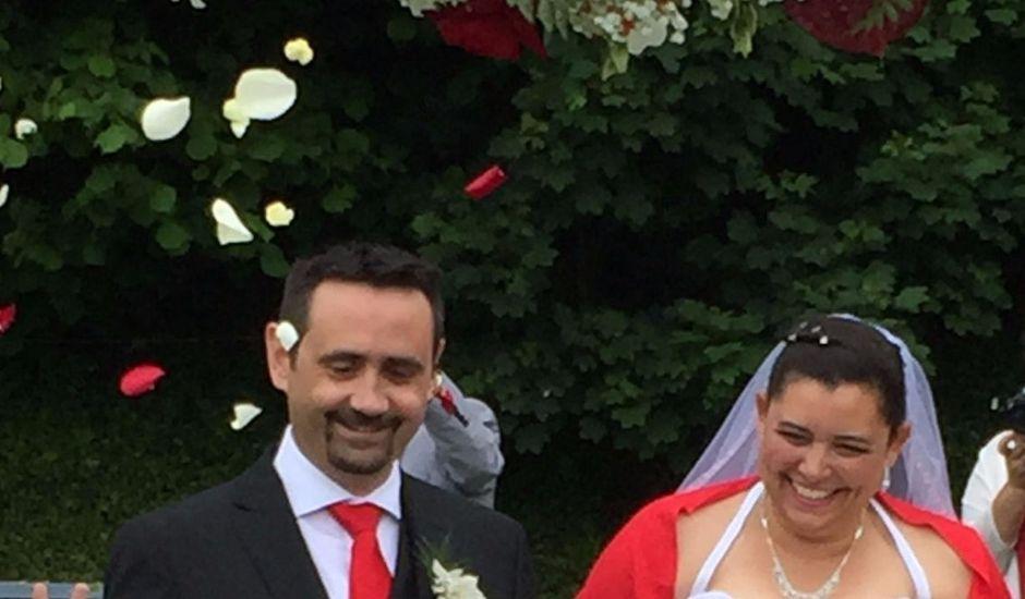Le mariage de Audrey et Mickael à Tournebu, Calvados