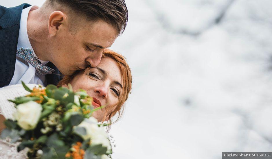 Le mariage de Nicolas et Julie à Saint-Médard-en-Jalles, Gironde
