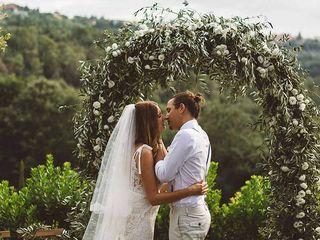 Le mariage de Mélissa et Thomas 1