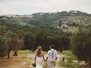 Le mariage de Mélissa et Thomas