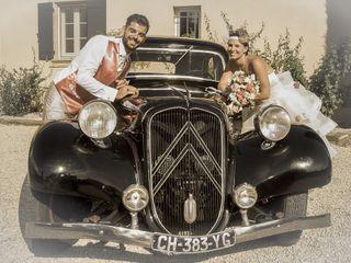 Le mariage de Sandrine et Boris