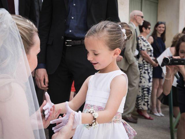Le mariage de Aurélien et Laurence à Aigues-Vives, Gard 1