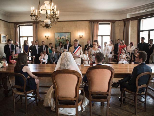 Le mariage de Aurélien et Laurence à Aigues-Vives, Gard 12