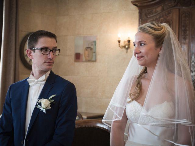 Le mariage de Aurélien et Laurence à Aigues-Vives, Gard 13