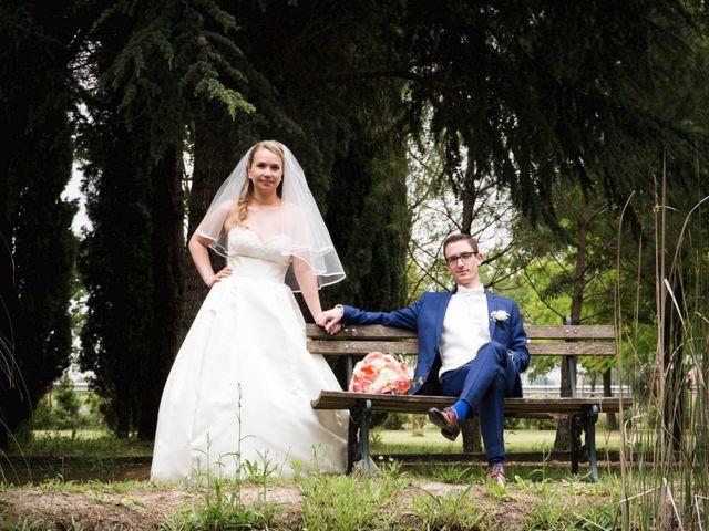 Le mariage de Aurélien et Laurence à Aigues-Vives, Gard 24